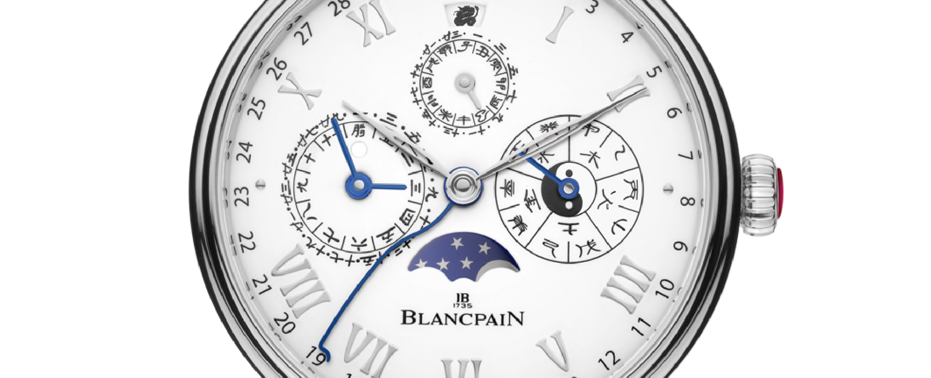 Huber Uhren - Blancpain Watch