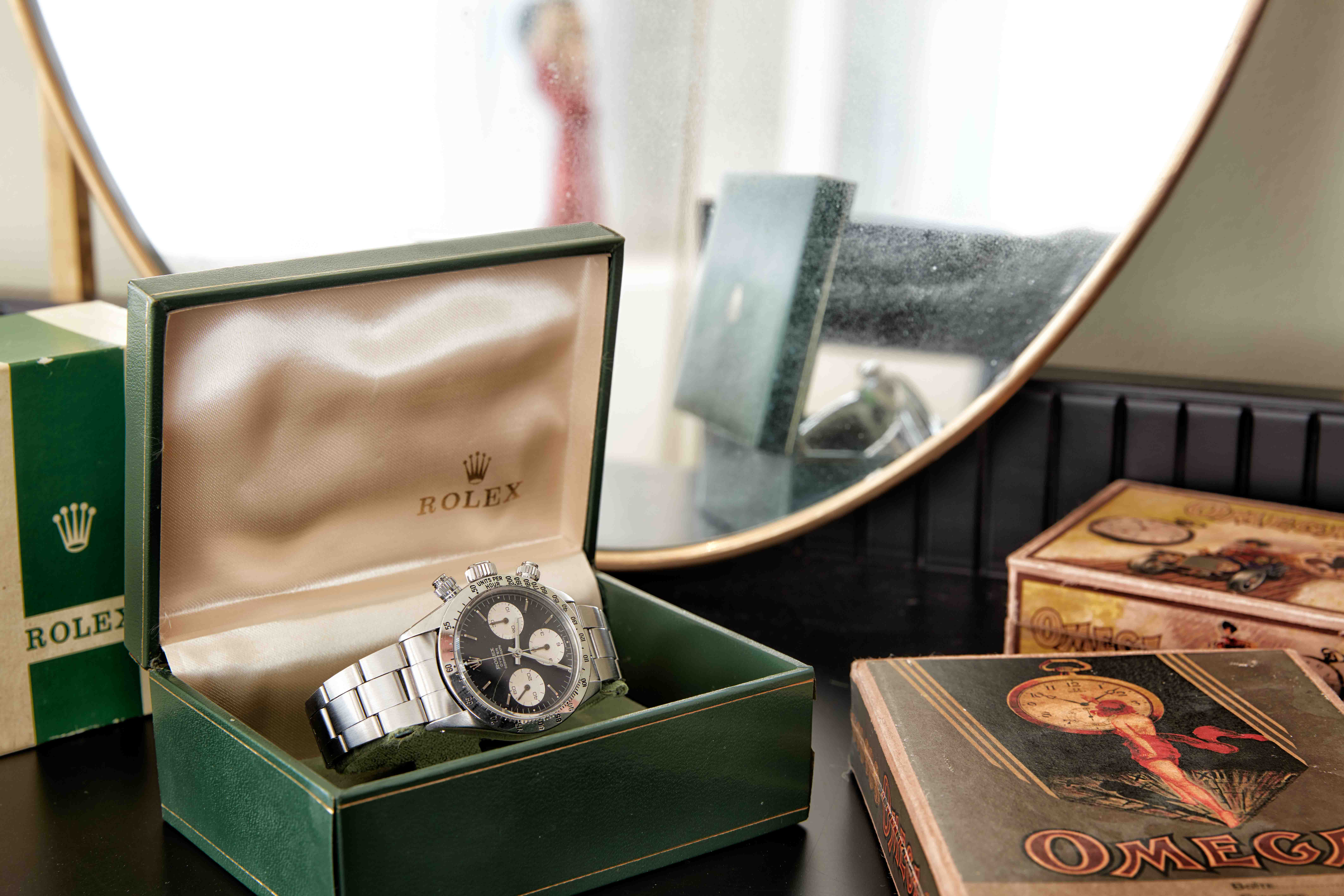 Vintage Lounge Huber Watches